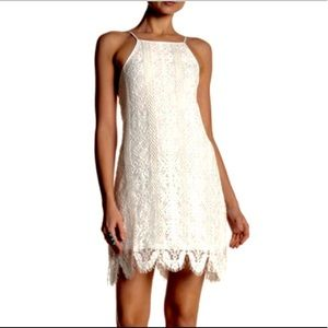 Tart Collections White Eyelet Dress XS